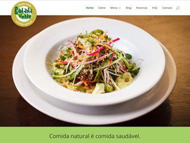 Novo Site Banana Verde